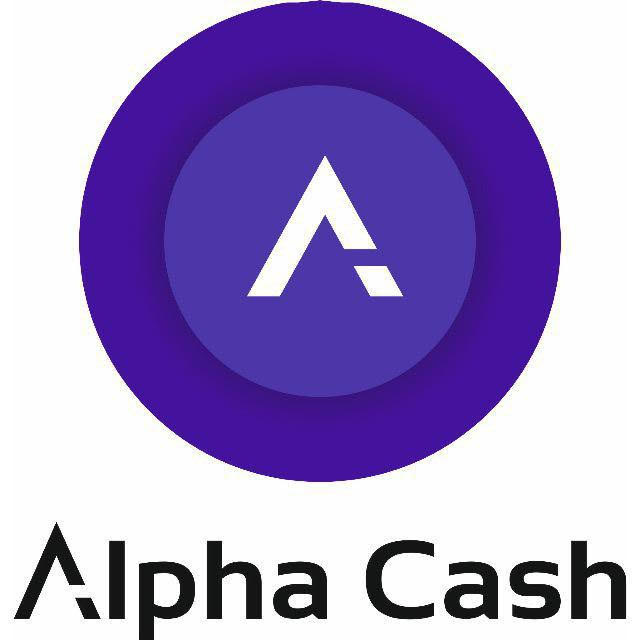 Alpha Cash Logo