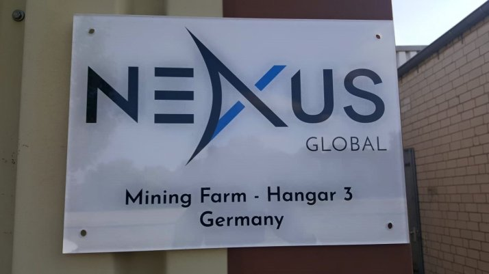 Nexus Mining Farm Germany