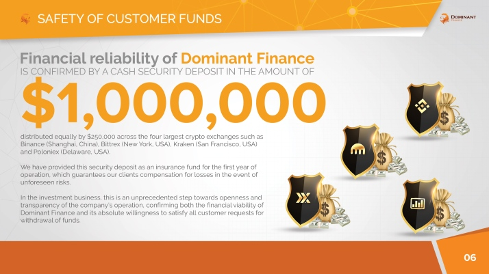 Dominant Finance 06